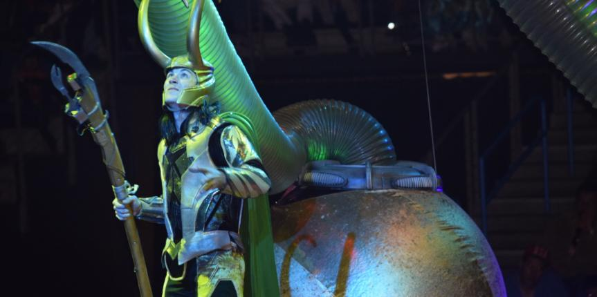 Marvel Universe Live Review: Heroes on the Stage and in Real Life