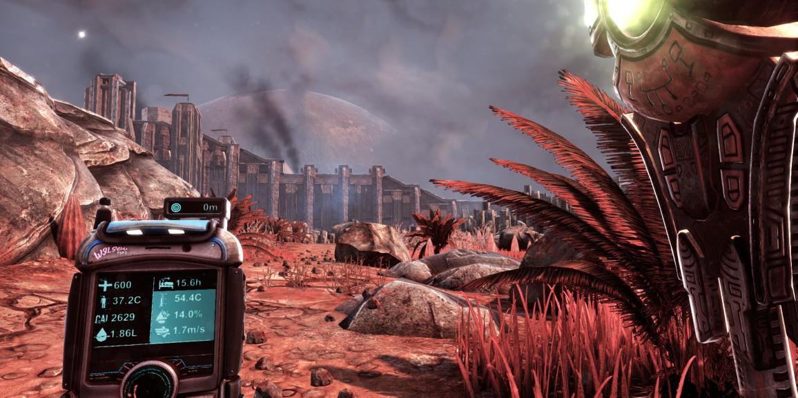 The Solus Project Review: Lonely Space