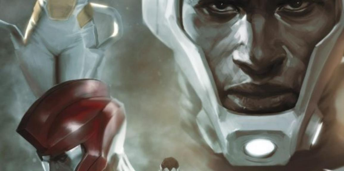 Divinity III: Stalinverse #1 Review: Fade to Red