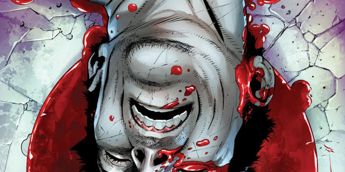 Valiant's BOOK OF DEATH: THE FALL OF BLOODSHOT #1 Sells Out, Second Printing Coming in September!