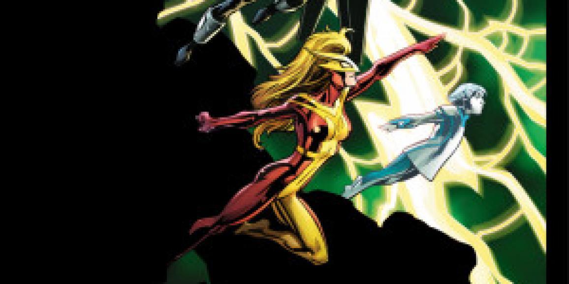 Injustice, Like Lightning