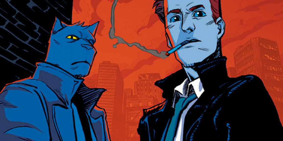Spencer & Locke TPB Review: Imaginary Amazement