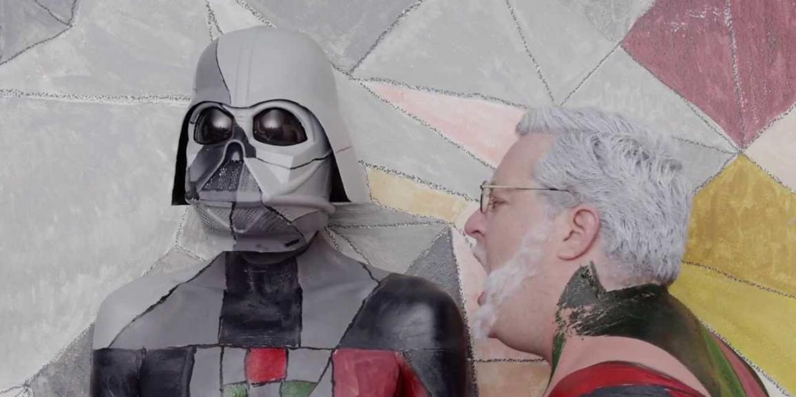 """The Star Wars That I Used To Know""- A Gotye ""Somebody That I Used To Know"" Parody"