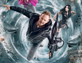 Sharknado 5 Playing Exclusively at Cinemark Theaters This Thursday, November 16th 2017