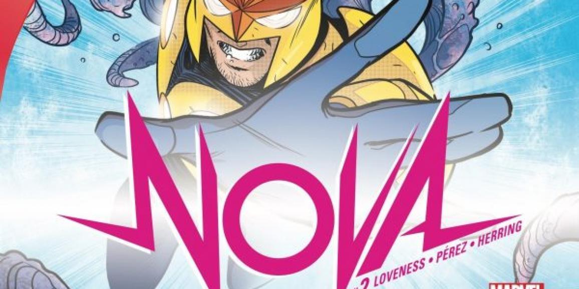 Nova #2 Review: Return to Form