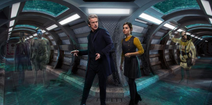 Doctor Who Review: Under The Lake