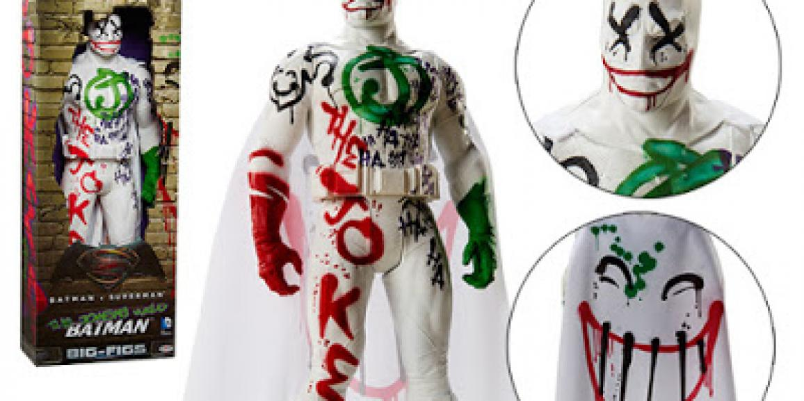 SDCC Reveal: Exclusive Jakks Pacific The Joker's Wild Batman Action Figure