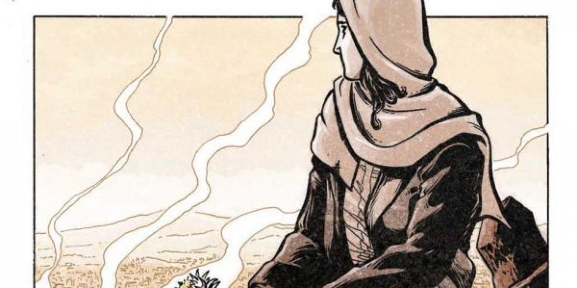 ABC News & Marvel Comics Announce Collaboration with MADAYA MOM
