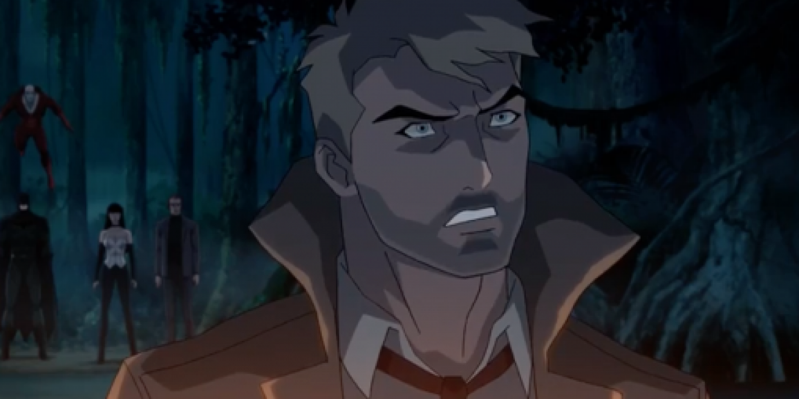 Justice League Dark Trailer Makes Its Debut