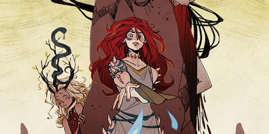 Something Wicked This Way Comes to Archaia in 'Toil and Trouble'
