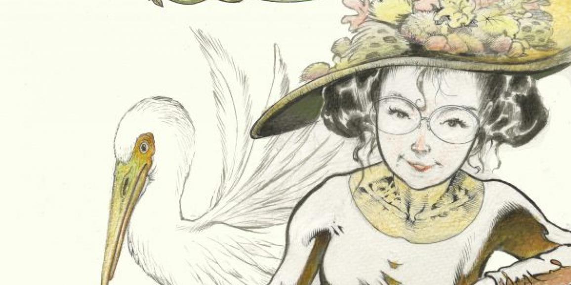 AfterShock Comics Announces New Series Eleanor & The Egret by John Layman and Sam Kieth