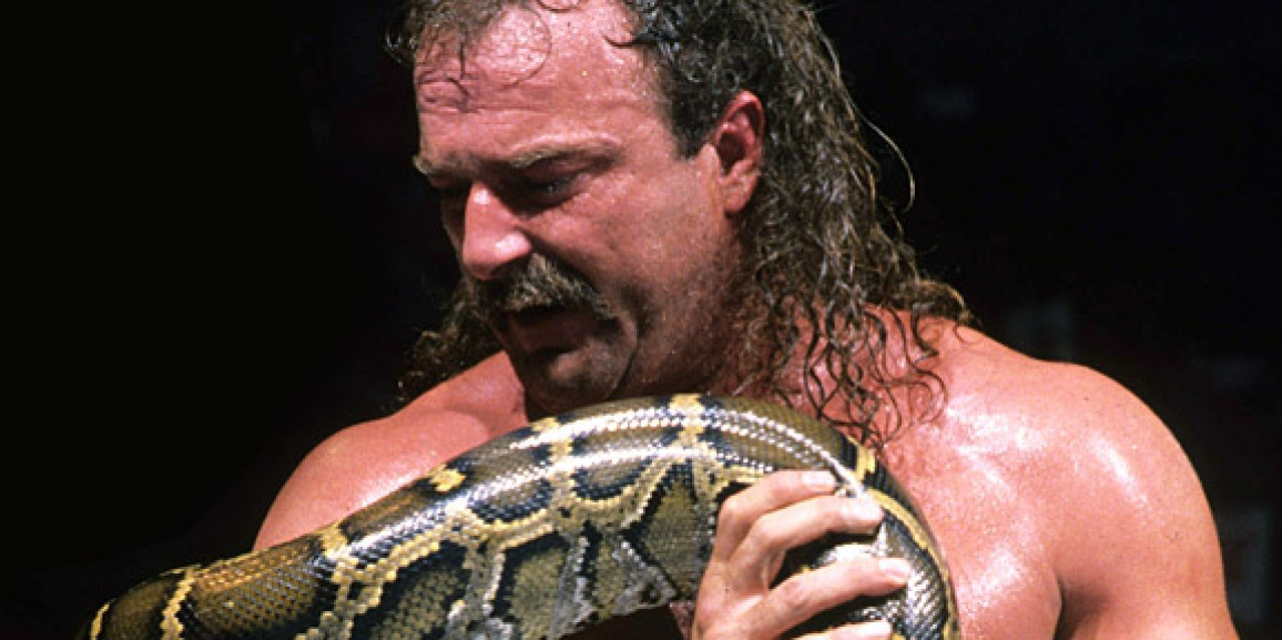 WWE'S Jake The Snake Roberts Has Cancer- Emergency Surgery This Week