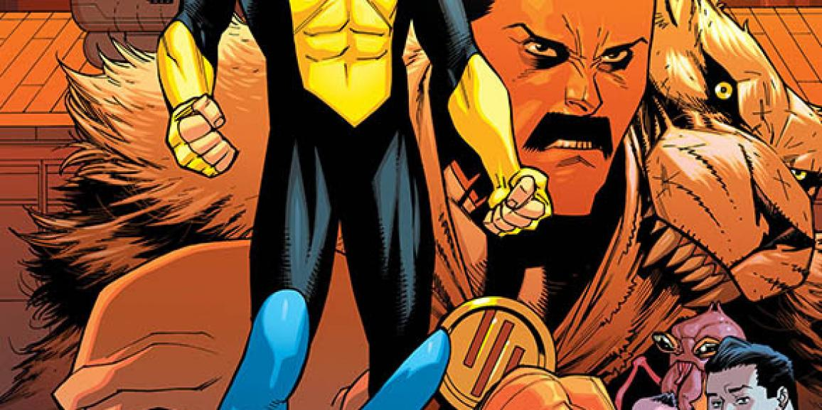 Say it Ain't So: Image Comics Invincible to Come to an End