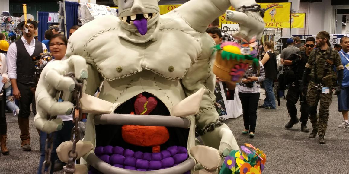 WonderCon 2015- Expect the Unexpected of Cosplay