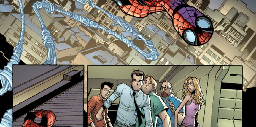 First Look at Superior Spider-Man #8