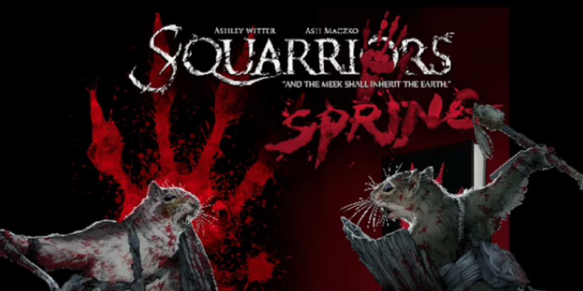 Let's Kickstart This! Squarriors Hardcover- Volume 1