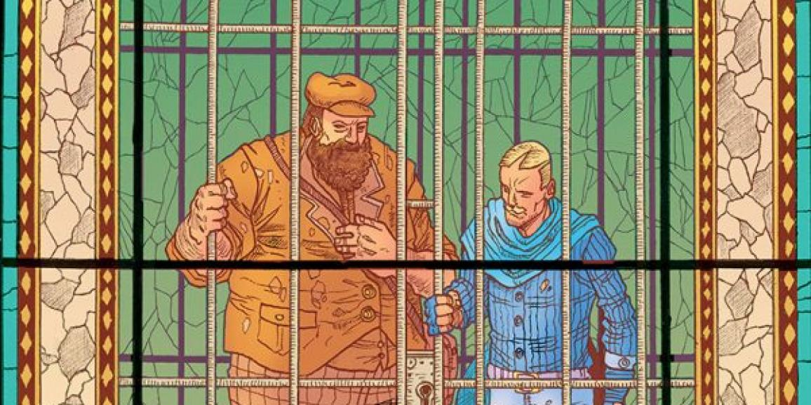 Divinity III: Escape from Gulag 396 #1 Review- The Dynamic Duo of Stalinverse