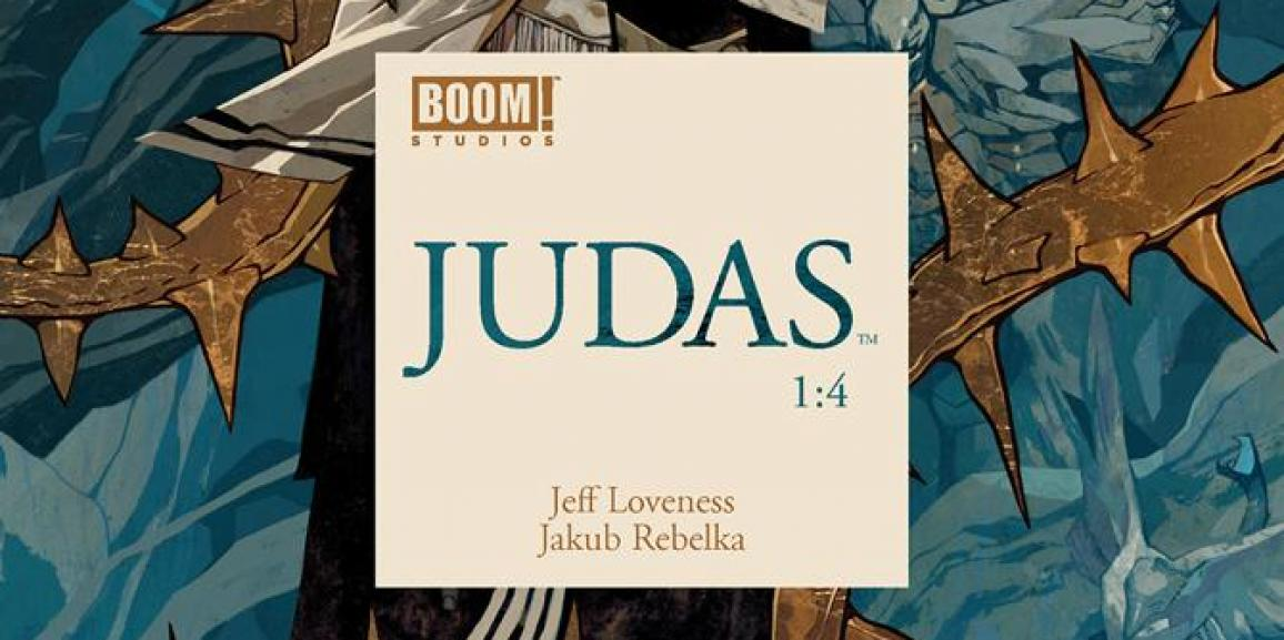 Judas #1 Review: The Original Villain