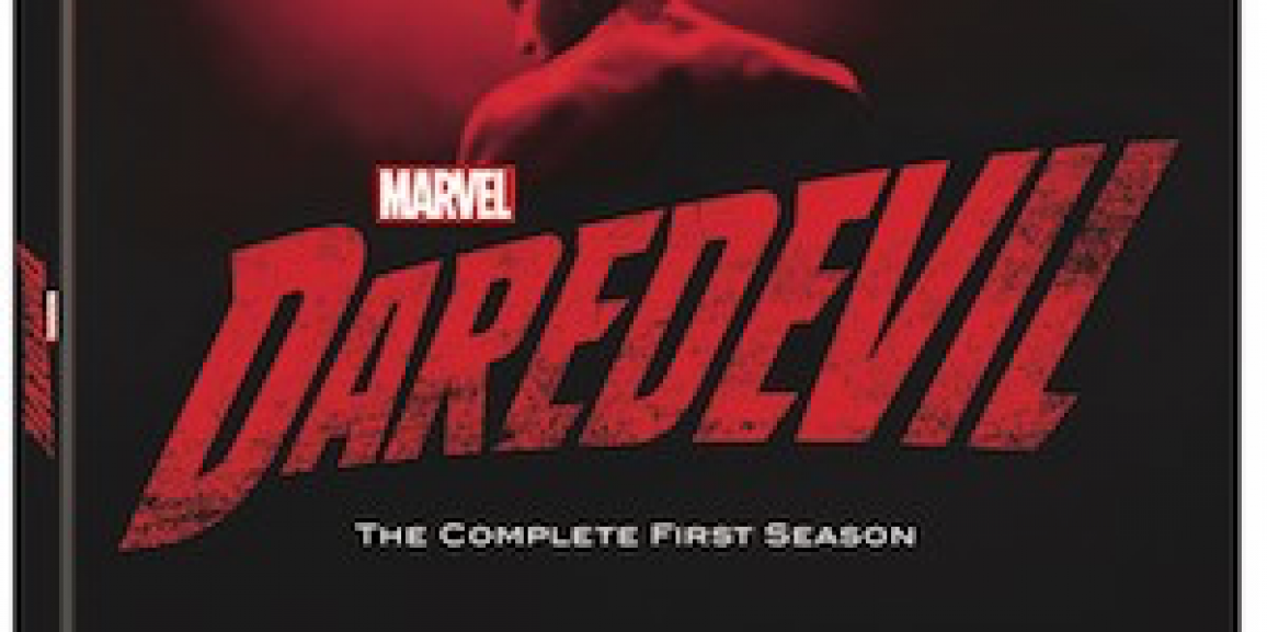 Marvel's Daredevil: The Complete First Season Coming to Blu-ray Nov. 8th