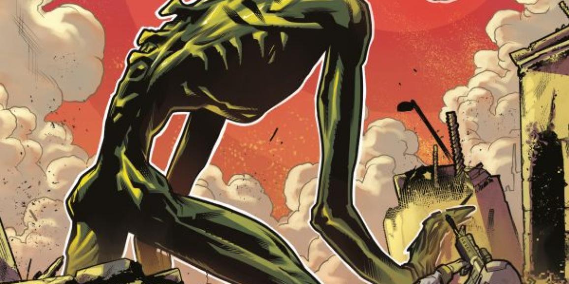 Titan Reveals World War X – From The Artist of B.P.R.D.