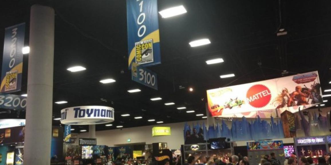 San Diego Comic Con Takes Over So Cal This Week
