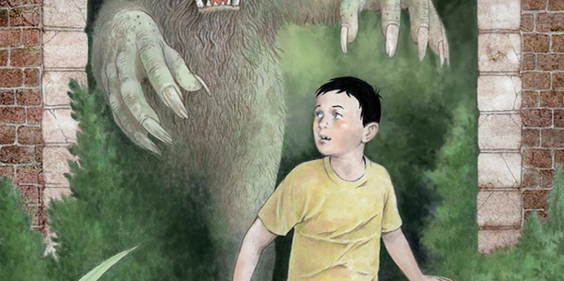 Graphic Novel Review: Troll Bridge