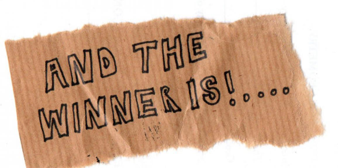 The Winners of this week's Countdown to Comic Con Giveaway are…