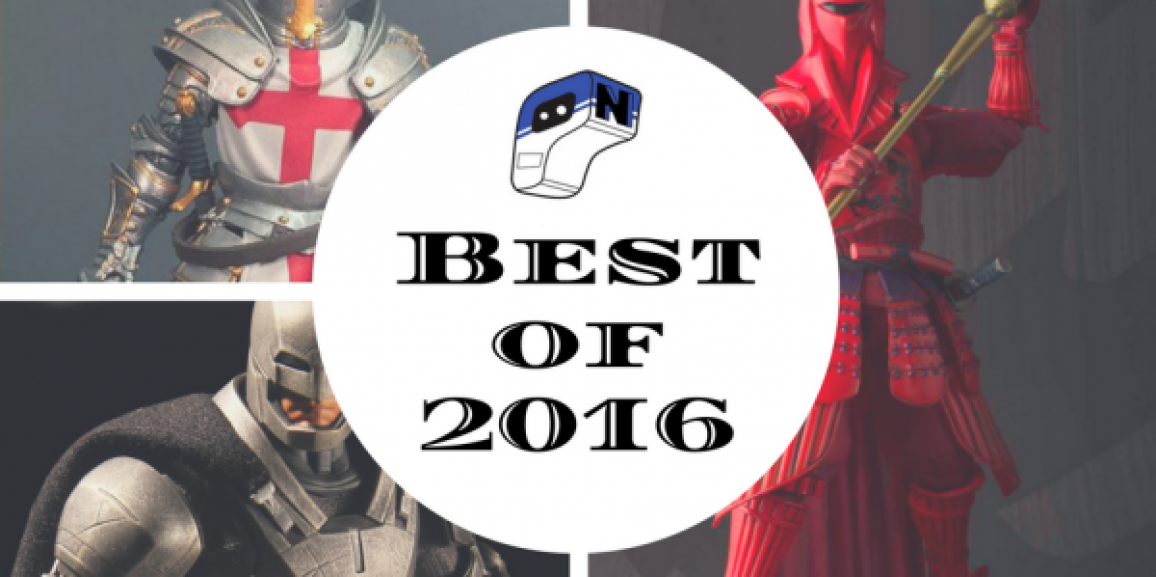 Best of 2016- Action Figures