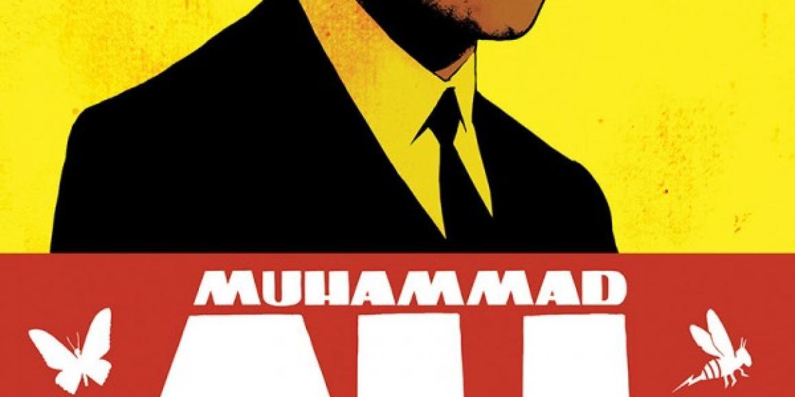 "Dark Horse to Publish Original Graphic Novel ""Muhammad Ali"""