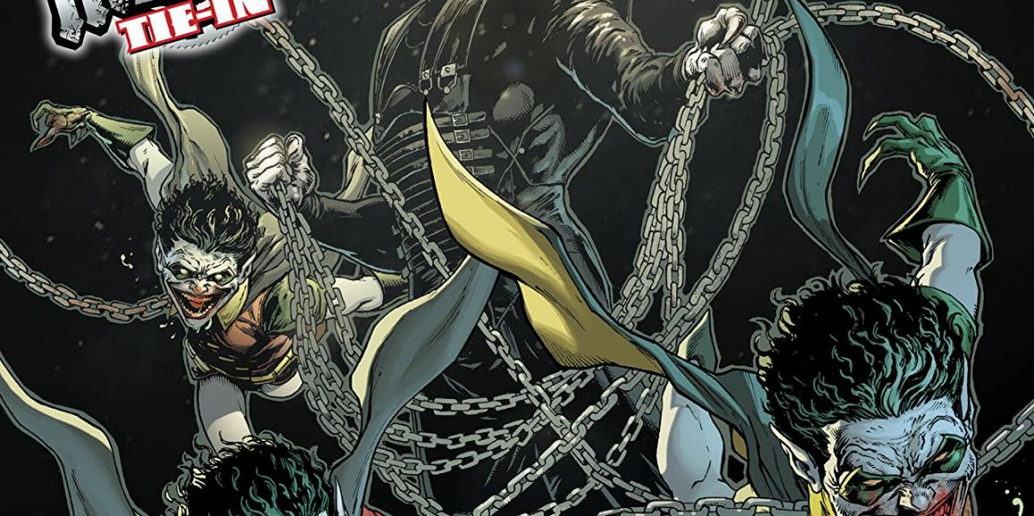 Batman Who Laughs #1 Review: Let's See a Smile on That Face