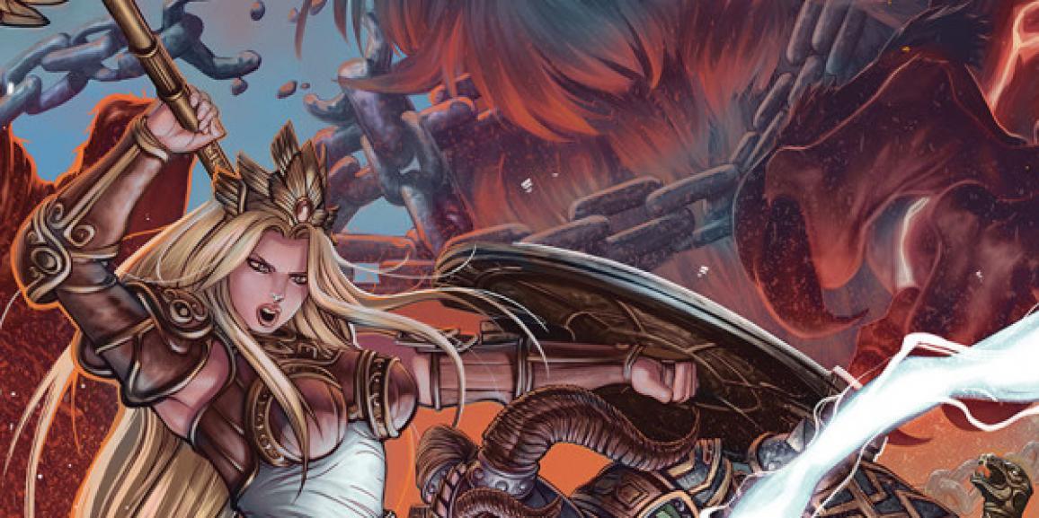 Dark Horse to Publish SMITE Graphic Novel