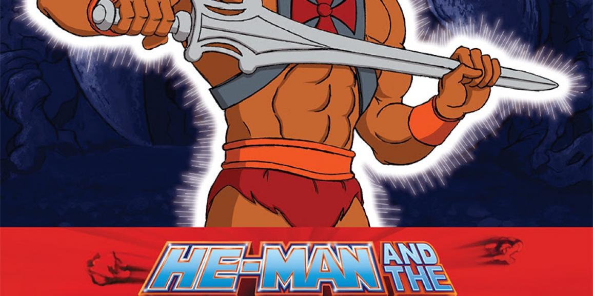 """Dark Horse to Publish """"He-Man and the Masters of the Universe: A Complete Guide to the Classic Animated Adventures"""""""