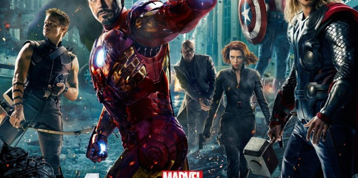 Avengers Assemble Big Time Overseas