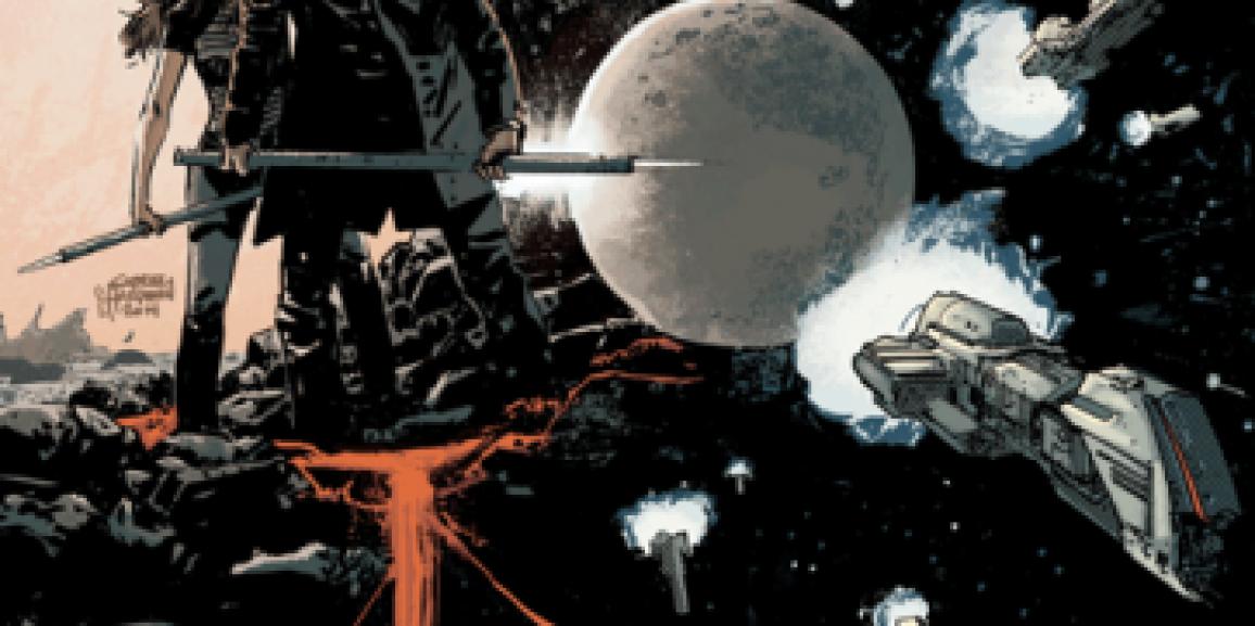 Invisible Republic Vol 1 Review: Secrets of The Fallen Regime