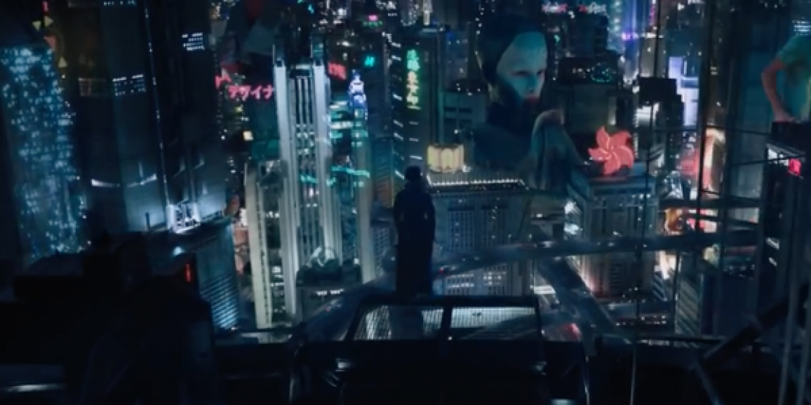 The Ghost in the Shell Trailer is Here!
