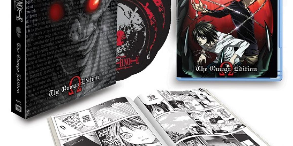 VIZ Media is Bringing Death Note to Blu-Ray