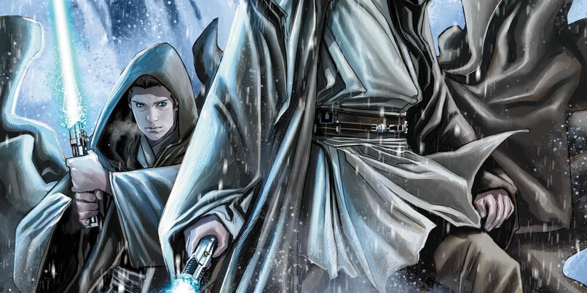 Preview: Obi-Wan and Anakin #1 Unites Master and Padawan