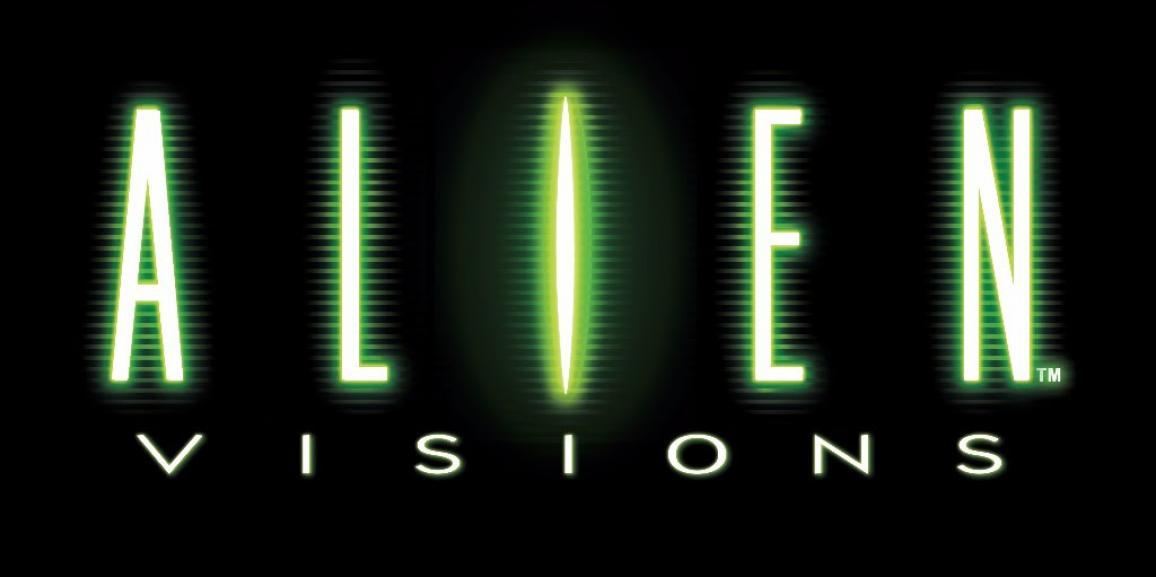 UDON Announces Alien Visions Art Book