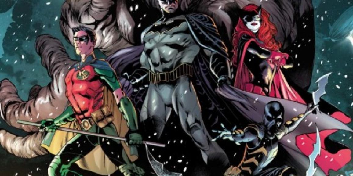 Detective Comics #934: Bat Team Assemble
