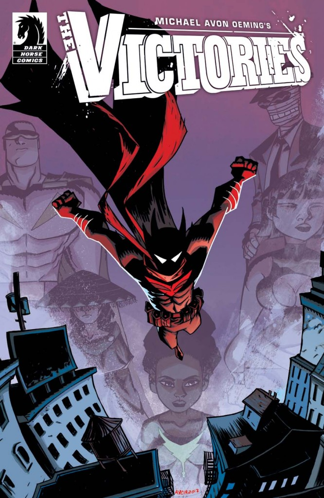 Prime Cut Preview-The Victories #1