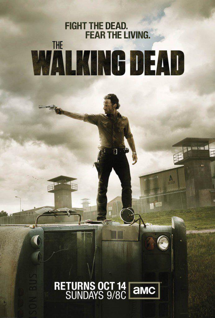 The Walking Dead Season 3 Premiere Breaks Cable Records…Again