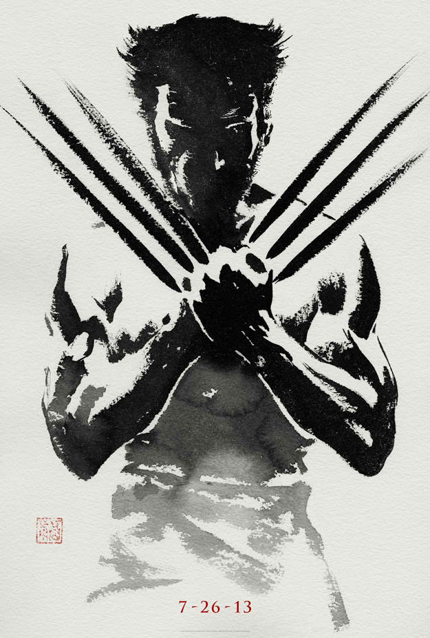 The Wolverine Trailers…Both of Them!