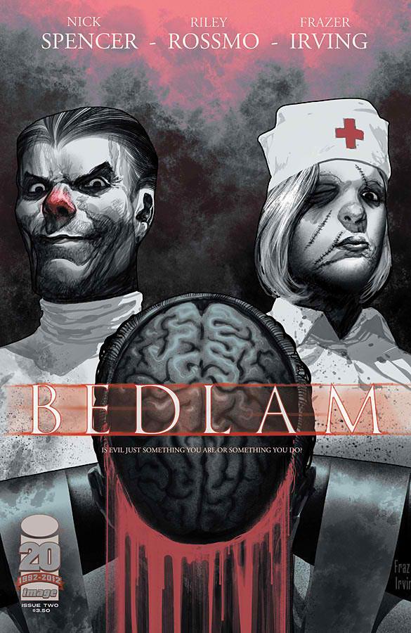 Chopping Block Review: Bedlam #2