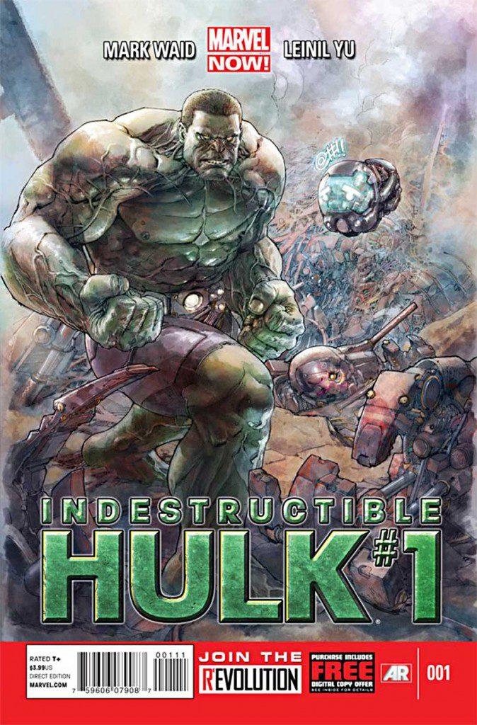 Chopping Block Review: The Indestructible Hulk #1