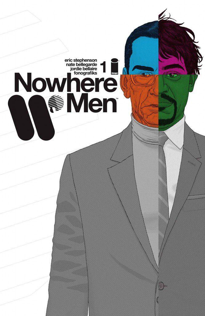 Chopping Block Review: Nowhere Men #1