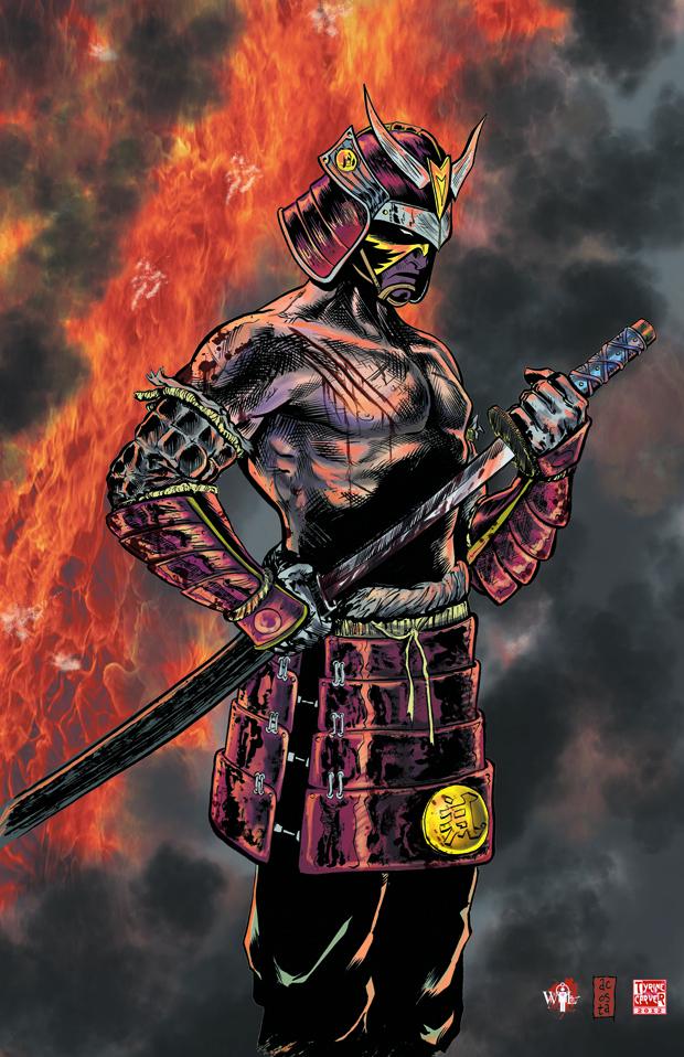 Let's Kickstart This! The Ultimo Dragon Graphic Novel!