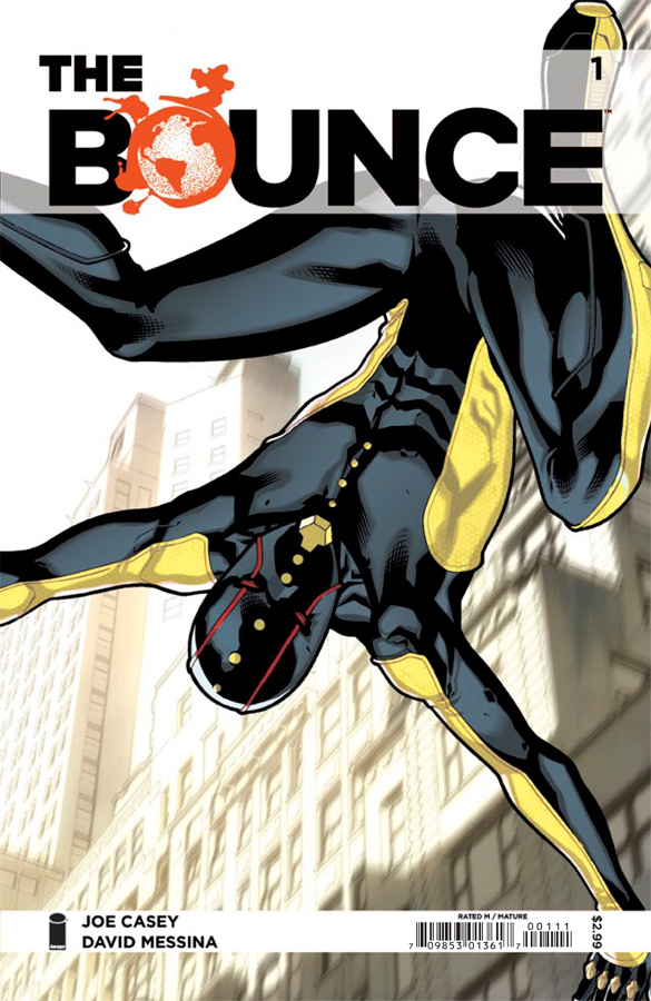 Pastrami Comic Book Review: The Bounce #1