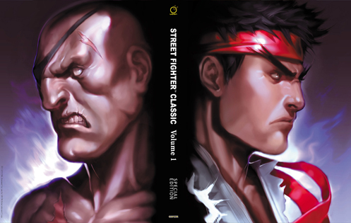 UDON Celebrates Street Fighter with Major Guests, Debut Books, at Comic-Con 2013!