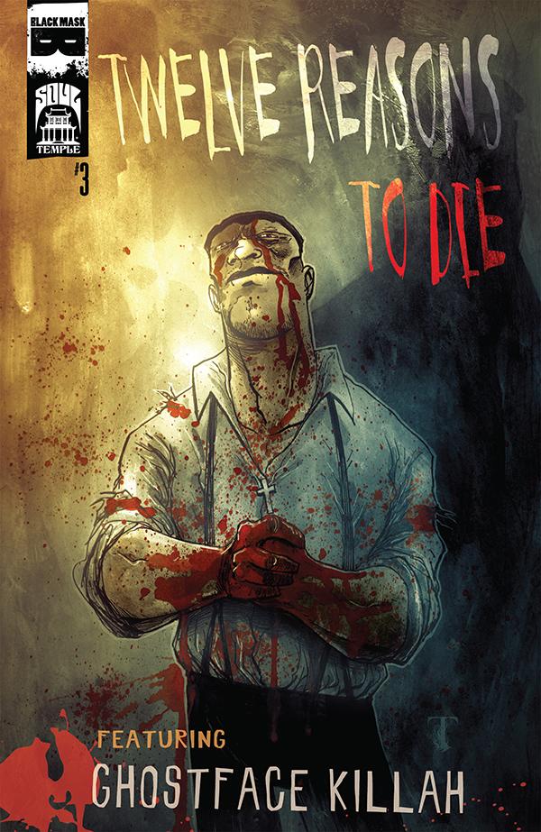 Pastrami Comic Review: 12 Reasons To Die #3