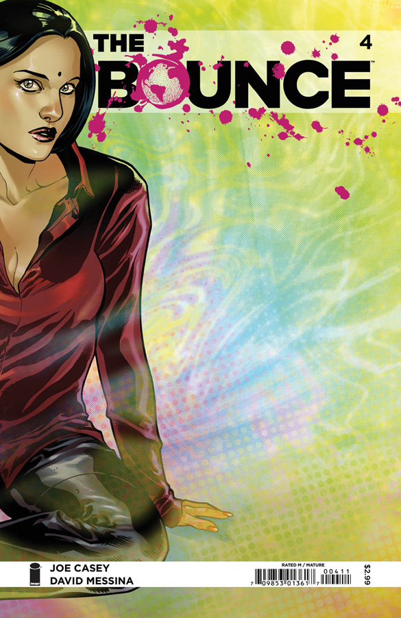 Pastrami Comic Review: The Bounce #4